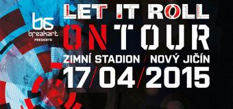 Festival Let it Roll opět v Novém Jičíně