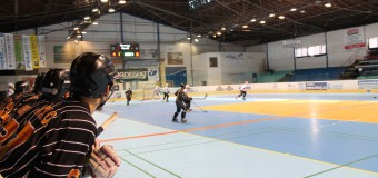 Turnaj Českého poháru v in – line hokeji vyhráli mazáci z Olomouce