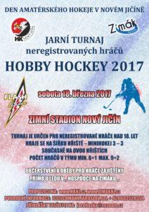 Jarní turnaj amatérských hráčů - Den amatérského hokeje