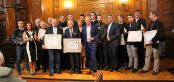 Hokejový klub Nový Jičín si dovezl z mezinárodního festivalu Sportfilm cenu!