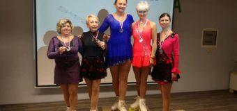 Krasobruslení Nový Jičín má zlatou medaili