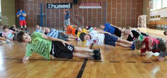 Mládež zahajuje letní přípravu